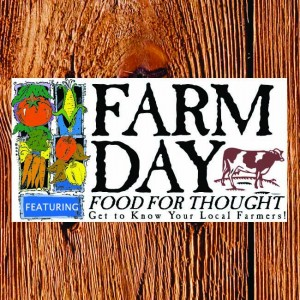 "Farm Day - A ""Food for Thought"" Experience @ The Historic O'Neil Farm 